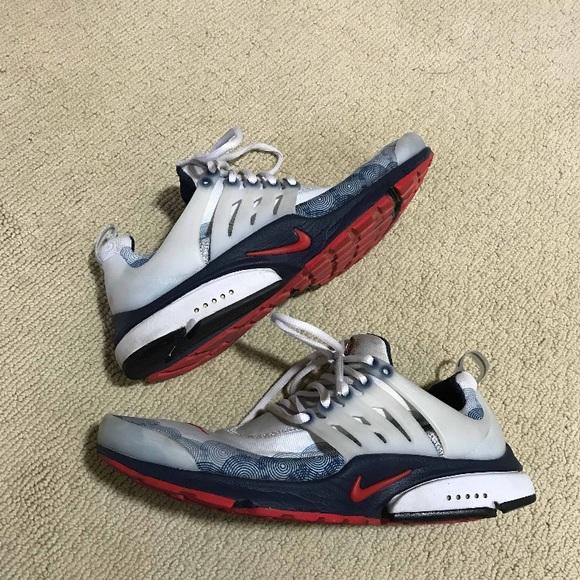 Nike Air Presto U.S.A Running Shoes